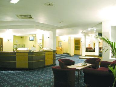 Lobby - Britannia Hotel Manchester Airport