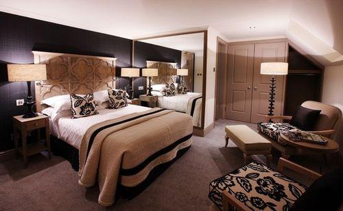 Guestroom - The Bloomsbury Hotel