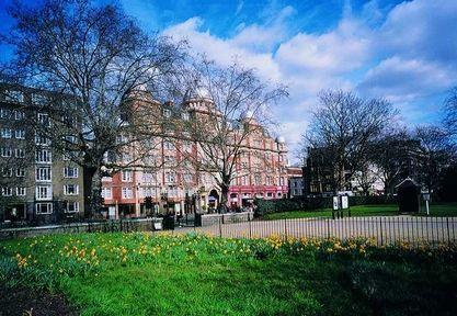 Exterior - Hilton London Hyde Park
