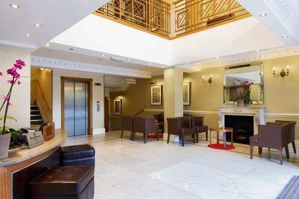 Lobby - Hilton London Hyde Park