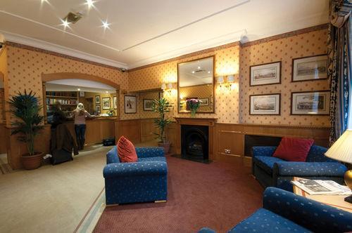 Lobby - Best Western Phoenix Hotel