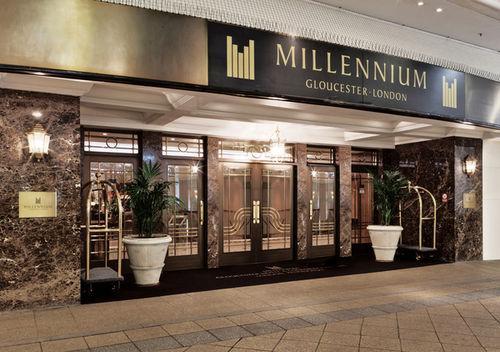 Exterior - Millennium Gloucester Hotel London Kensington