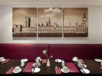 - Mercure London Kensington