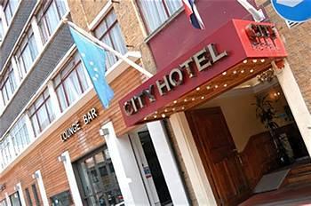 Exterior - City Hotel