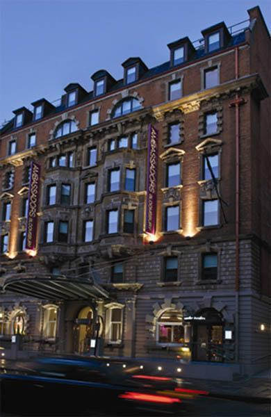 Ambassadors In Bloomsbury Hotel