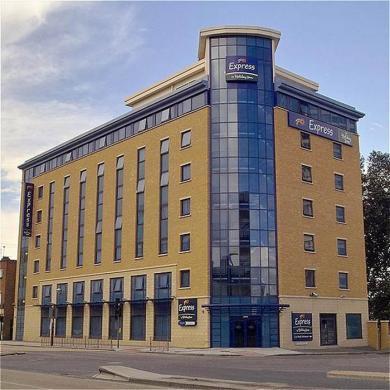 Holiday Inn Express London-Stratford