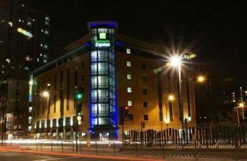 Exterior - Holiday Inn Express London - Stratford