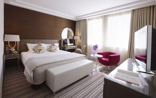 Guestroom - The Marylebone Hotel