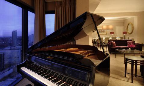 Guestroom - Hyatt Regency Birmingham