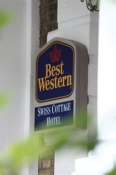 - BEST WESTERN SWISS COTTAGE HTL