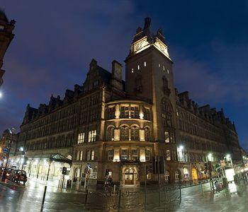 Exterior - Grand Central Hotel
