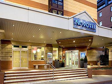 Exterior - Novotel Birmingham Centre