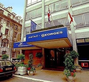 Exterior - Saint Georges Hotel