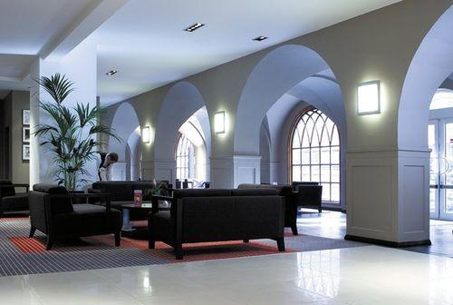 Lobby - Radisson Blu Edinburgh