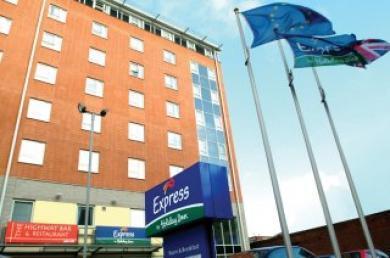 Express Holiday Inn London Limehouse