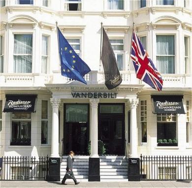 Radisson Edwardian Vanderbilt Hotel