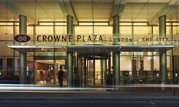 Exterior - Crowne Plaza London The City