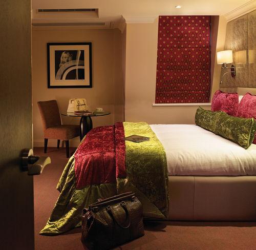 Guestroom - Radisson Blu Edwardian Mercer Street Hotel