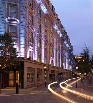 Exterior - Radisson Blu Edwardian Mercer Street Hotel