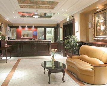 Lobby - Britannia Hotel Birmingham