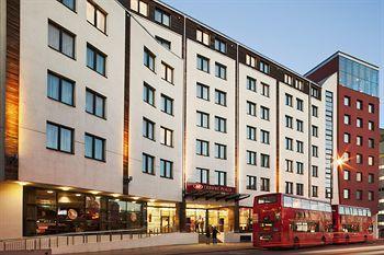 Exterior - Crowne Plaza London-Shoreditch