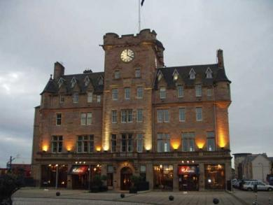 Malmaison Edinburgh Hotel