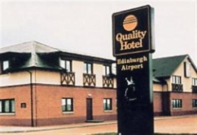 Quality Hotel Edinburgh Airport