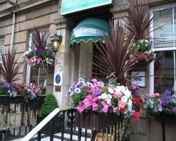 Argyll Guest House Glasgow