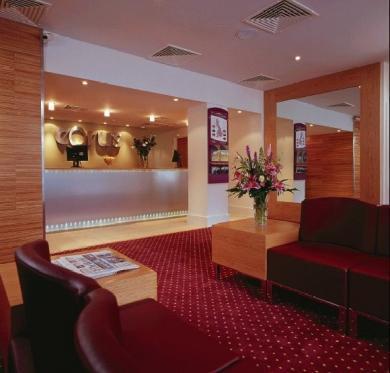 Premier Travel Inn Glasgow City Argyle