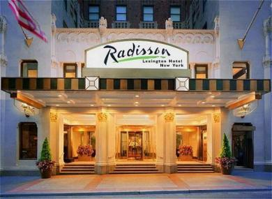 Radisson Lexington Hotel
