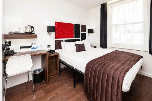 Guestroom - Chiswick Rooms