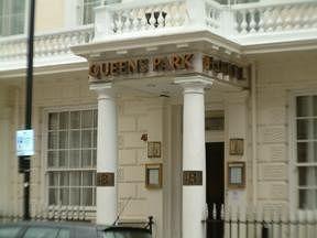 Exterior - Queens Park Hotel