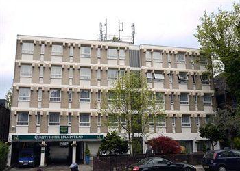 Exterior - Quality Hotel Hampstead