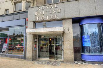 Exterior - Royal British Hotel
