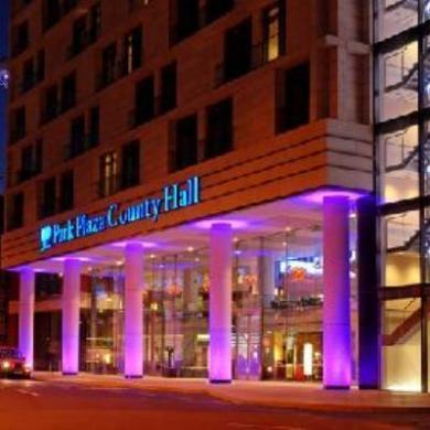 Park Plaza County Hall Hotel London