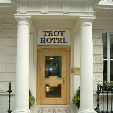 The Troy Hotel