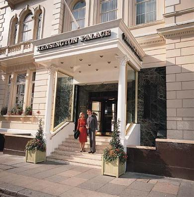 Thistle Kensington Palace Hotel
