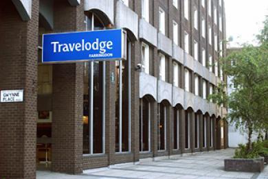 Travelodge London Farringdon Hotel