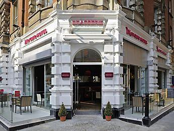 Exterior - Mercure London Bloomsbury