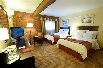 - Manchester Marriott Victoria & Albert Hotel