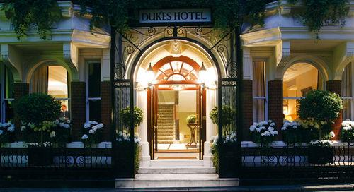 Exterior - Dukes Hotel