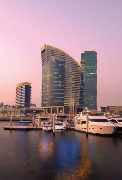 Intercontinental Dubai Festival City Hotel