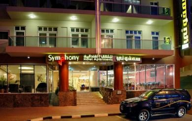 Symphony Hotel Apartments