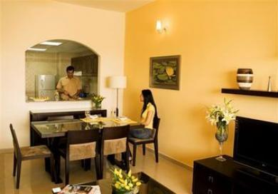 Time Crystal Hotel Apartment