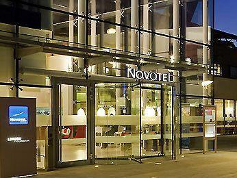 Exterior - Novotel London Paddington