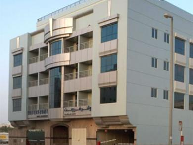 Waterfront Hotel Apartments