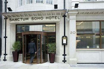 Exterior - Sanctum Soho Hotel