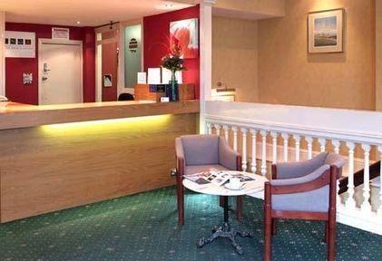 Lobby - Comfort Inn Birmingham