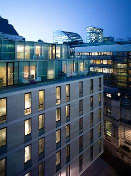 Exterior - Apex London Wall Hotel