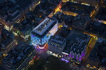 - W London Leicester Square